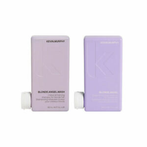 Kevin Murphy Blonde Angel Wash and Rinse 250ml each