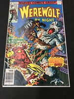 werewolf by night 43 Tri-animan Lives !! Ungraded Book Combine Shipping
