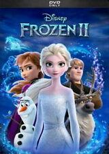 FROZEN II 2 DVD MOVIE NEW SEALED 2020 DISNEY BILINGUAL KIDS CARTOON OLAF
