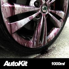 Decon X Car Bleeding Fallout Remover Alloy Wheel Cleaner Iron Contaminant 1000ml