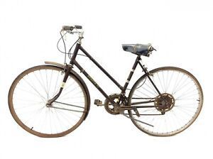 The Raleigh Nottingham Sprite 27 Brooks Seat Schwinn Grips Bicycle Bike Parts