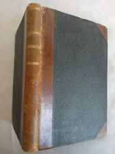 Prosper Merimee.Colomba.1St Hb 1840 Leather/Gilt.French,Very Rare