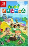 Official Nintendo Switch Animal Crossing New Horizons JAPAN IMPORT From JP