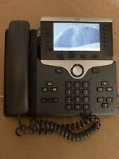 Cisco 8811 IP VoIP SIP Phone - Charcoal