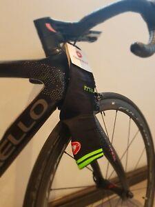 Black & Green cycling socks size 7-13