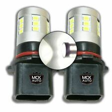 P13W Canbus LED Bulbs Bright White 6000k Daytime Running Lights CREE DRL A4 B8