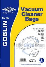 5 x sacchetti per aspirapolvere GOBLIN RIO 1000, 1100 RIO, RIO 1200, Reflex Plus