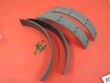 NEW 1935-38 Ford Molded brake shoe lining set (Does two wheels)  78-2007-M