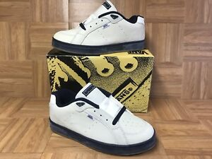 Vintage🔥 VANS 1990's N Johnson Pro Skateboarding Shoes Size 11.5 90's Sneakers