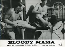 BRUCE DERN ROGER CORMAN BLOODY MAMA 1970 VINTAGE PHOTO ORIGINAL #11