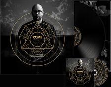 ROME Hall of Thatch (US Edition) LP VINYL+CD 2018 LTD.500