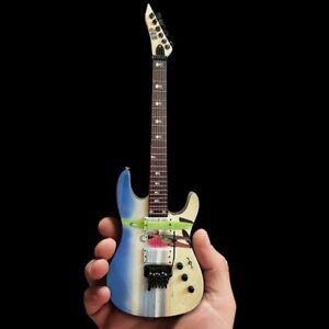 AXE HEAVEN Metallica Kirk Hammett ESP Joker Surfs Up Miniature Guitar Replica