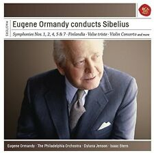Sibelius / Eugene Or - Eugene Ormandy Conducts Sibelius [New CD]
