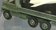 """DINKY 6 /21mm """"HEAVY DUTY"""" TIRES FOR DINKY # 620 BERLIET MISSILE LAUNCHER"""