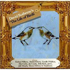 DAVID ROTHERAY - THE LIFE OF BIRDS  CD NEW+