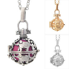 Harmony Ball/Angel Caller Necklace with Elephant Design