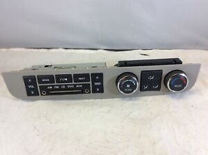 04-09 Nissan Armada Overhead Console Radio DVD AC Control Panel 28260ZQ05A