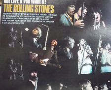 The Rolling Stones - Got LIVE if you want it!   33RPM 042816 TLJ