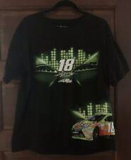 Kyle Busch Nascar Racing T-Shirt Black Sz L
