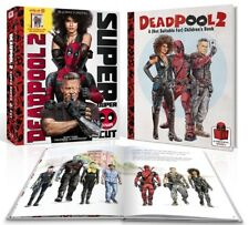 DEADPOOL 2 - BOOKLET EDITION  BLU-RAY+BOOKLET