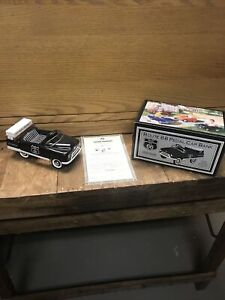CROWN PREMIUMS 1948 Will Rogers Rt 66 DIE CAST 1:6 Pedal car Preowned