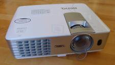 BenQ W1070.Proyector DLP 3D FullHD 1080p  COMO NUEVO 135 horas lampara