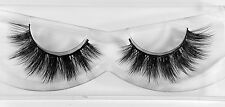 Real Mink Fur Eyelashes #18 Full Volume Dramatic Clusters