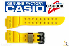CASIO G-Shock FROGMAN GF-8230E-9 18mm Yellow Rubber Watch BAND Strap
