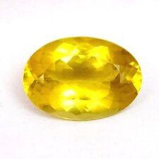 TOP CITRINE : 36,92 Ct Natürliche Gelber Bahia Citrin aus Brasilien