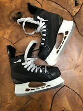 Bauer Supreme 140 4R Ice Hockey Skates Size Us Shoe Size 5 Eur 37.5 Black.
