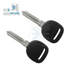Replacement Ignition Keyless Uncut Blade Blank Key Chipped 07--13 Silverado 1500