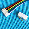 JST 2.0 PH 6 Pin Female Connector with Wire and Male Connector x 20 Sets