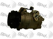 A/C Compressor-New Global 6512516 fits 2004 Cadillac SRX 4.6L-V8