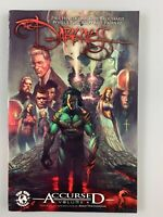 The Darkness: Accursed Volume 4 (December, 2010) TPB First Printing