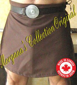 Medieval Celtic Barbarian Roman Slave Skirt