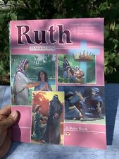 Vintage RUTH Flash Cards Bible Story Beka Book Christian College PACKAGE ❤️sj4j2