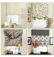 Butterick SEWING PATTERN B5730 Window Shades & Valances In 3 Sizes