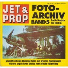 Jet&Prop FOTO-ARCHIV 5 Flugzeug-Fotos aus privaten Sammlungen / Birkholz - Mexpl