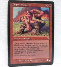 MAGIC INVASIONE - GIGANTE OZIOSO mint - ITA (153/350)