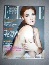 Magazine mode fashion ELLE French #2926 28 janvier 2002 Monica Bellucci