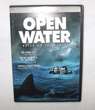 OPEN WATER Based On True Events Full Screen DVD Rated R
