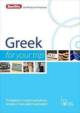 Berlitz Language: Greek for Your Trip by Berlitz (Mixed media product, 2014)