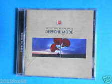 cd,compact disc,cds,depeche mode,music for the masses,strangelove,sacred,nothing