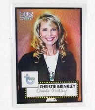 Christie Brinkley Topps Style Chrome Refractor #2 of 299 Low Number See Desc