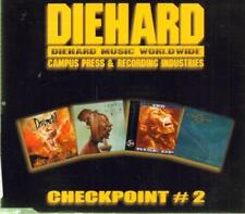 Various OST(CD Album)Die Hard- Checkpoint 2 - Hard & Heavy--New