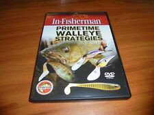 In Fisherman: Primetime Walleye Strategies (DVD Full Frame 2011) Used