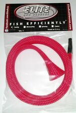 Elite Rod Sleeves - Spinning Standard Red