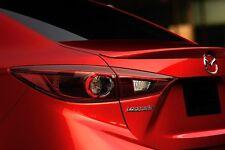 Mazda Mazda3 Axela OE Type Trunk Deck Lip Spoiler 2014+