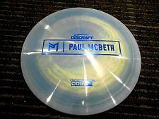 Rare Discraft Proto Esp Anax Paul Mcbeth Disc Golf Driver Prototype Fulmoon 176G