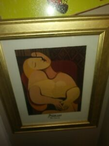 Picasso Picture The Dream